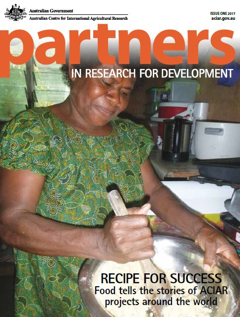Partners Issue 1, 2017 - Recipe for success